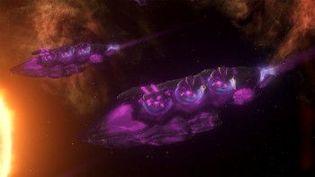 Screenshot5 - Stellaris: Lithoids Species Pack