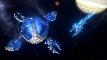 Screenshot9 - Stellaris: Lithoids Species Pack