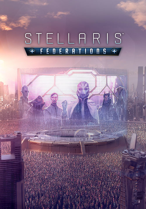 Stellaris: Federations - Cover / Packshot