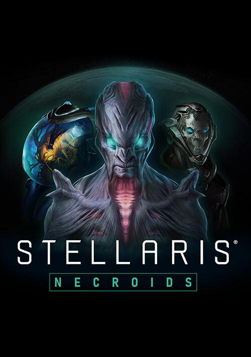 Stellaris: Necroids Species Pack - Cover / Packshot