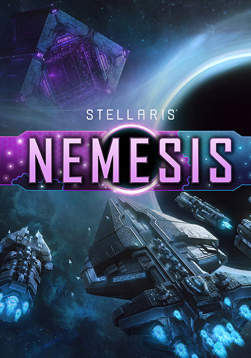 Stellaris: Nemesis - Cover / Packshot