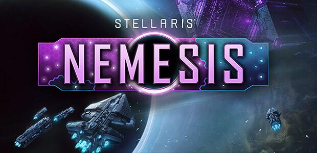Stellaris: Nemesis - Cover / Packshot