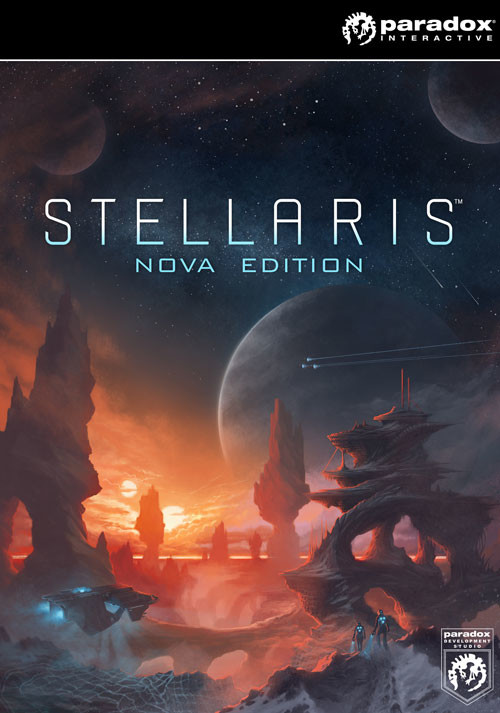 Stellaris Nova Edition - Cover
