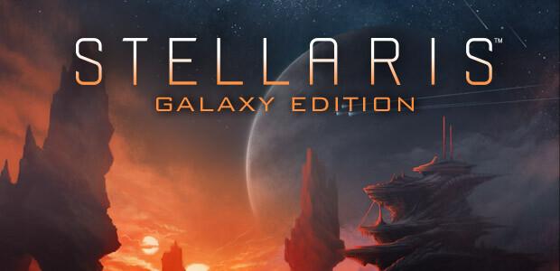 Stellaris Galaxy Edition - Cover / Packshot