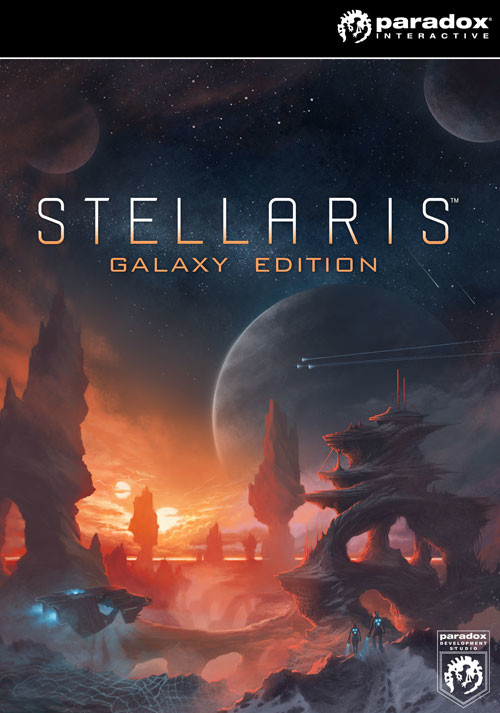 Stellaris Galaxy Edition - Cover