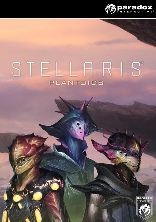 Stellaris: Plantoids Species Pack - Cover / Packshot