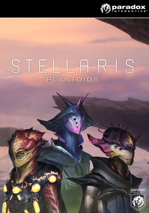 Stellaris: Plantoids DLC - Packshot