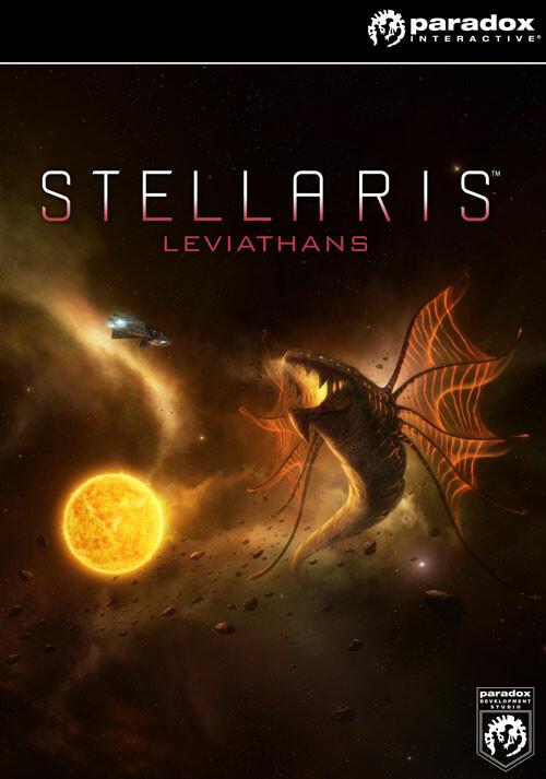 Stellaris: Leviathans Story Pack - Cover / Packshot