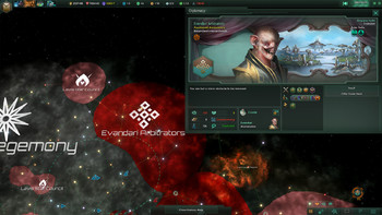Screenshot1 - Stellaris: Leviathans Story Pack