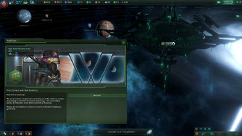Screenshot5 - Stellaris: Leviathans Story Pack