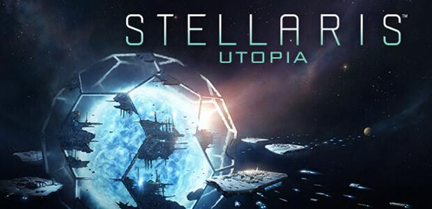 Stellaris: Utopia - Cover / Packshot
