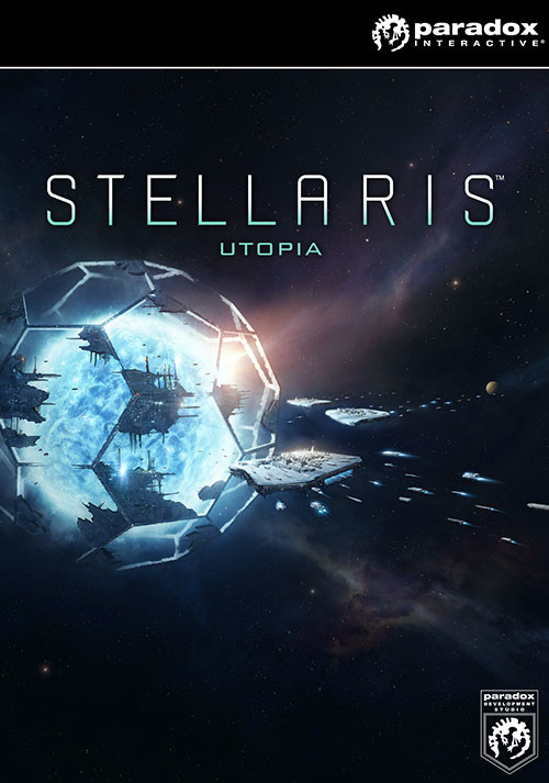 Stellaris: Utopia - Cover