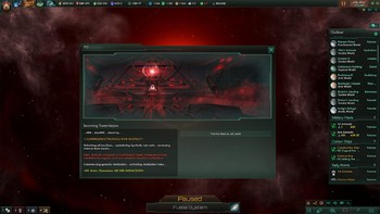 Screenshot1 - Stellaris: Synthetic Dawn