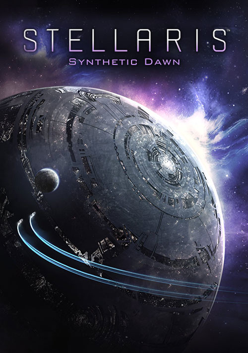 Stellaris: Synthetic Dawn - Cover