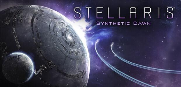 Stellaris: Synthetic Dawn - Cover / Packshot