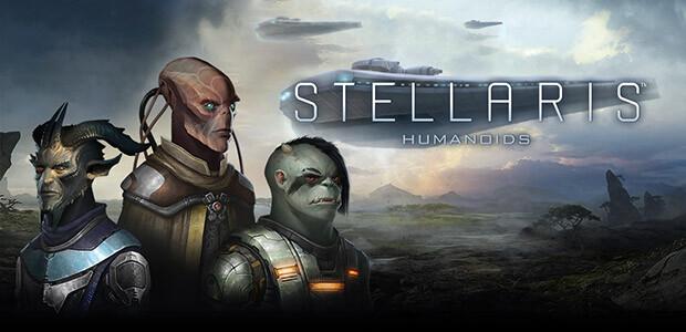 Stellaris: Humanoids Species Pack - Cover / Packshot