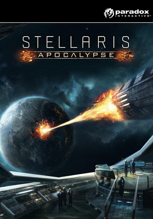 Stellaris: Apocalypse - Cover