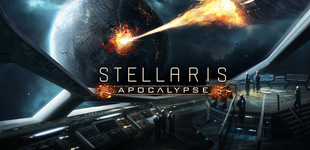 Stellaris: Apocalypse - Cover / Packshot