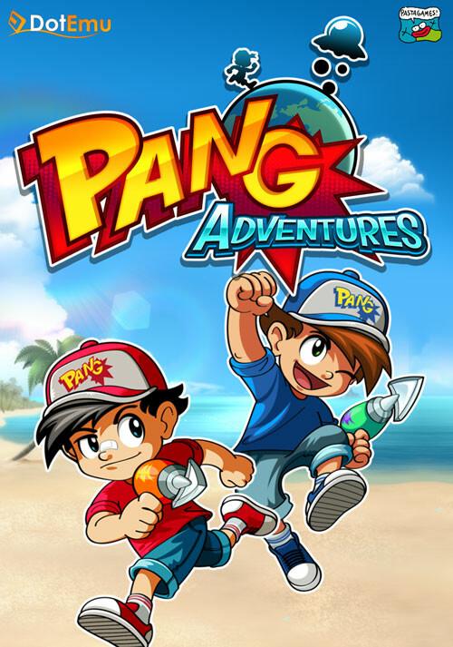 Pang Adventures - Packshot