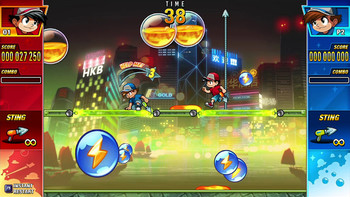 Screenshot3 - Pang Adventures