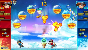 Screenshot2 - Pang Adventures