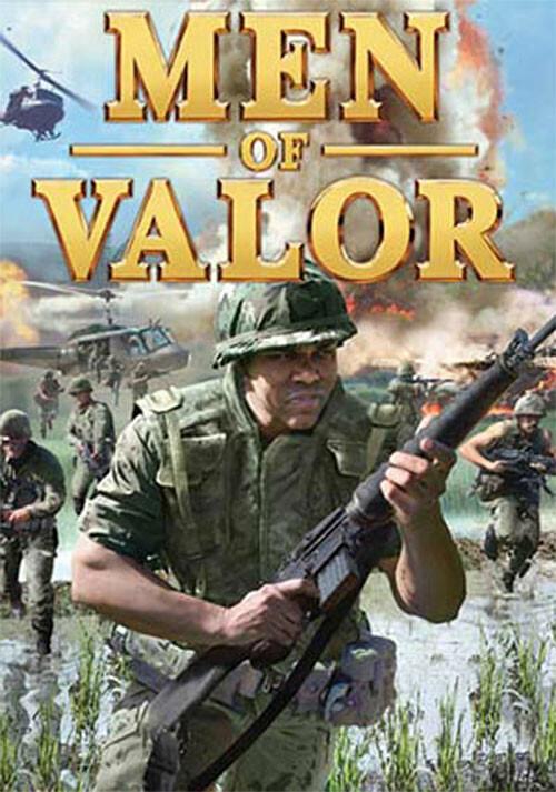 Men of Valor - Cover / Packshot