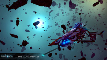 Screenshot1 - Starpoint Gemini Warlords