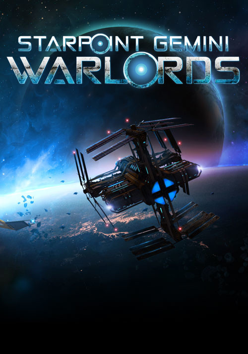 Starpoint Gemini Warlords - Cover