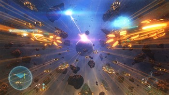 Screenshot1 - Starpoint Gemini Warlords: Cycle of Warfare