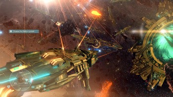 Screenshot2 - Starpoint Gemini Warlords: Cycle of Warfare
