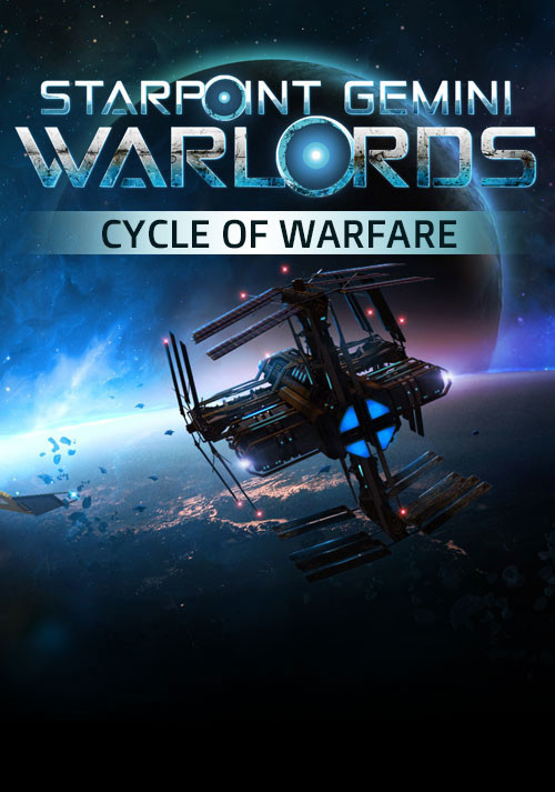 Starpoint Gemini Warlords: Cycle of Warfare - Cover / Packshot