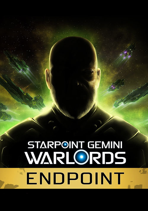 Starpoint Gemini Warlords: Endpoint - Cover / Packshot