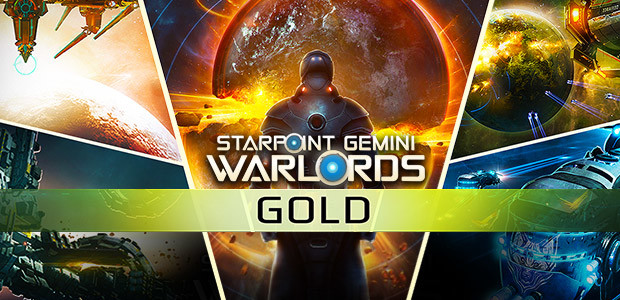 Starpoint Gemini Warlords Gold Pack - Cover / Packshot