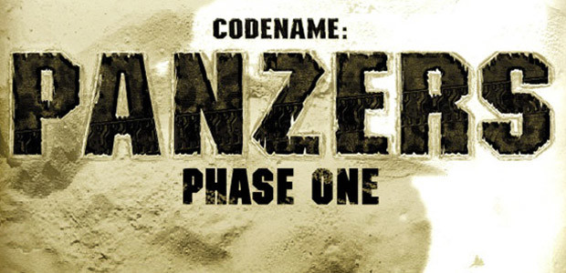 Codename: Panzers - Phase One - Cover / Packshot
