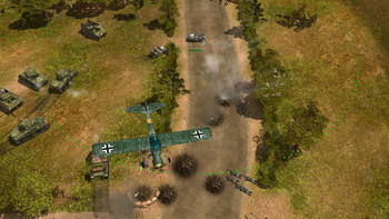 Screenshot1 - Codename: Panzers - Phase One
