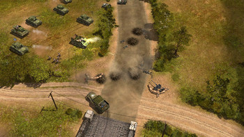 Screenshot2 - Codename: Panzers - Phase One