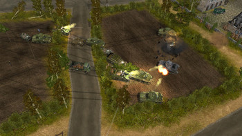 Screenshot6 - Codename: Panzers - Phase One