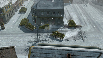 Screenshot7 - Codename: Panzers - Phase One