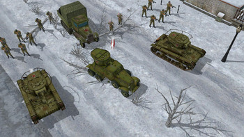 Screenshot8 - Codename: Panzers - Phase One