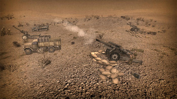 Screenshot1 - Codename: Panzers Bundle