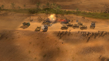 Screenshot2 - Codename: Panzers Bundle