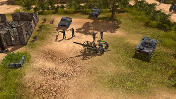 Screenshot5 - Codename: Panzers Bundle