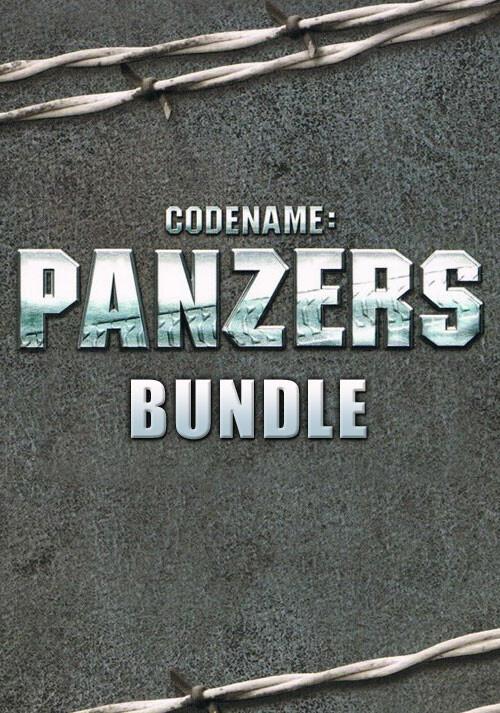 Codename: Panzers Bundle - Packshot