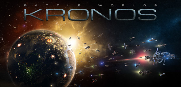 Battle Worlds: Kronos - Cover / Packshot