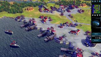 Screenshot6 - Battle Worlds: Kronos