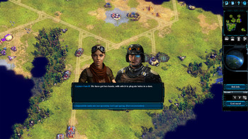 Screenshot1 - Battle Worlds: Kronos