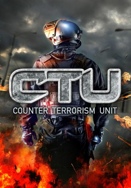 CTU: Counter Terrorism Unit - Cover