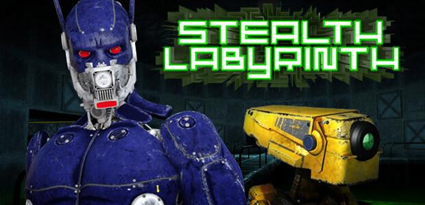 Stealth Labyrinth - Cover / Packshot