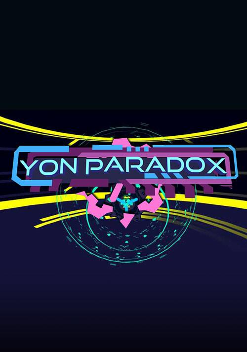 Yon Paradox - Cover / Packshot