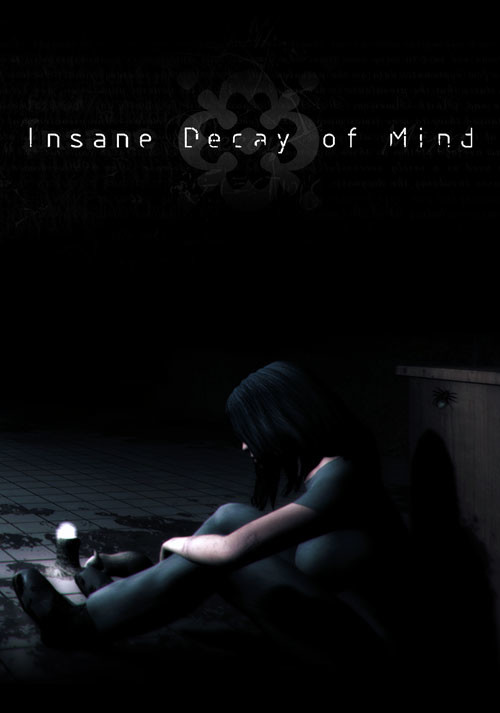 Insane Decay of Mind - Cover / Packshot